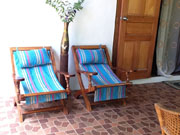 Chalets to rent Cote d'Or Praslin Seychelles